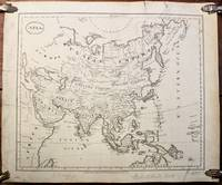Manuscript polar projection map of the Northern Hemisphere.] Esholt Hall [Yorkshire:], October 21, 1807. [With:] Crompton, Henrietta Matilda. [Manuscript map of Asia.] Esholt Hall [Yorkshire:], May 1808. [With:[ Crompton, Mary F[rances]. [Manuscript polar projection map of the Southern Hemisphere.] Esholt Hall [Yorkshire:], 1807.