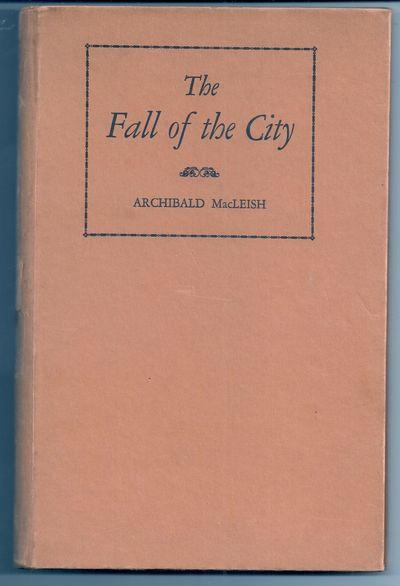 New York & Toronto: Farrar & Rinehart, Inc., (1937). First Edition. Hardcover. Light wear to spine. ...