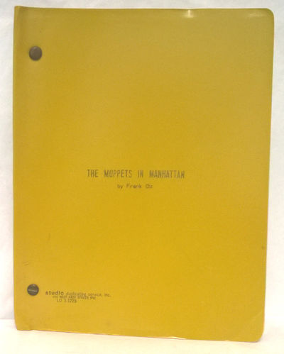 , 1983. ,108 leaves. Quarto. Mimeographed typescript, printed on rectos only, boltbound in hot-stamp...