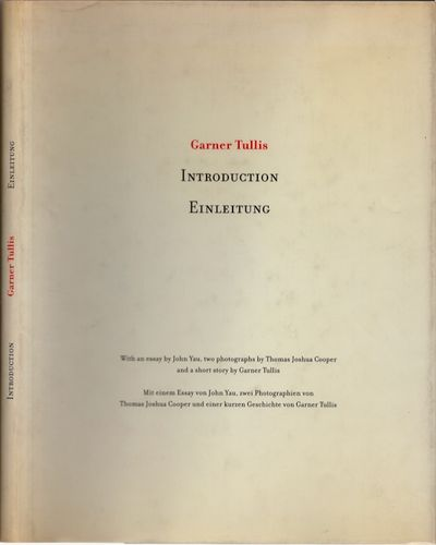 Hamburg: Die AlsterVilla, 1998. First Edition. Hardcover. Very Good/good. Ocyavo. Green hard cover w...