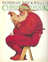 "image of ""Norman Rockwell's Christmas Book:  Carols, Stories, Poems, Recollections"""