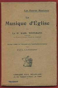 La musique d'église, traduit de l'allemand avec l'autorisation de l'auteur...