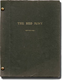 image of The Red Pony (Original screenplay for the 1973 television movie)