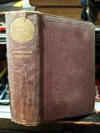 NICHOLAS NICKLEBY by Charles Dickens - 1867