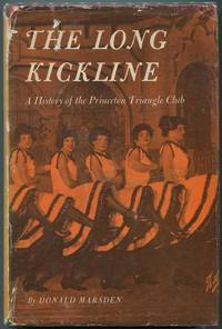 image of The Long Kickline: A History of the Princeton Triangle Club