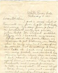 image of An Autographed Letter, Signed