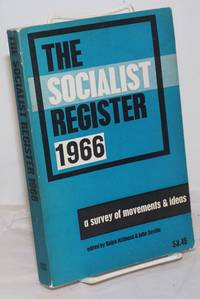 image of The Socialist Register 1966: a survey of movements and ideas