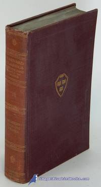 Modern English Drama: Dryden, Sheridan, Goldsmith, Shelley, Browning,  Byron (#18 in The Five-Foot Shelf of… by  Charles W. (editor) ELIOT  - Hardcover  - 1909  - from Bluebird Books (SKU: 80687)