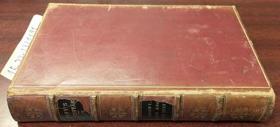 London: Henry G. Bohn, 1857. Hardcover. Octavo, 350 pages; VG; fully bound in red leather, paneled s...