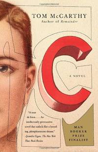 C by  Tom McCarthy - Paperback - from World of Books Ltd (SKU: GOR007021748)