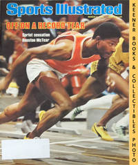 image of Sports Illustrated Magazine, March 6, 1978 (Vol 48, No. 11) : Off On a  Record Tear - Sprint Sensation Houston McTear