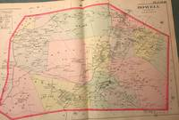 HOWELL TOWNSHIP.MAP. FROM WOLVERTON'S