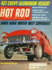 image of Hot Rod Magazine: April 1967