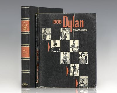 New York: M. Whitmark & Sons. First edition of this music collection of the songs of Bob Dylan. Quar...