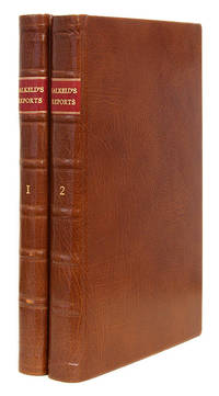Reports of Cases Adjudg'd in the Court of King's Bench, With Some.. by  Reporter  William  - First edition  - 1717  - from The Lawbook Exchange Ltd (SKU: 68381)