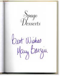 Spago Desserts.