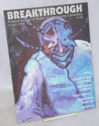 image of Breakthrough; political journal of PFOC. Vol. 14, no. 1, Winter 1990
