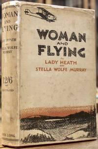 Woman and Flying.