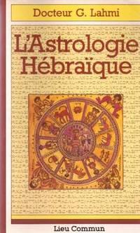 L'astrologie hébraïque