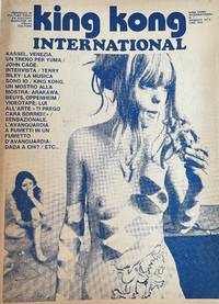 image of King Kong International. Periodico di Cultura Visiva - An Electric Magazine of Visual Culture. Nos. 1 (January 1972) and 2 (2 June 1972) (all published)