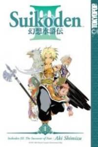image of Suikoden III: The Successor of Fate, Vol. 1 (Suikoden III)