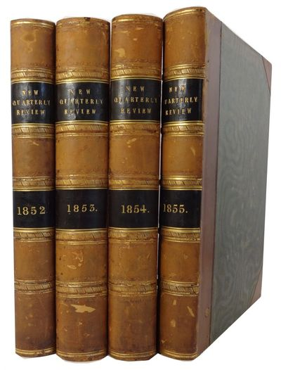 Edinburgh: Hookham and Sons, 1855. Hardcover. Very Good. 4 volumes. indexes, 442, 512, 548, 565p. Co...