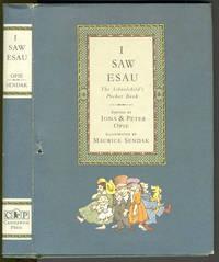 image of I Saw Esau / The School Child's Pocket Book