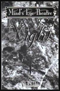 image of LAWS OF THE NIGHT - Mind's Eye Theatre - Rules for Playing Vampires: Vampire The Masquerade