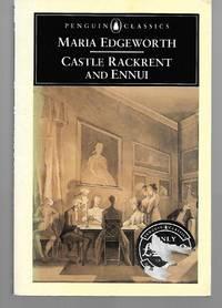 Castle Rackrent And Ennui