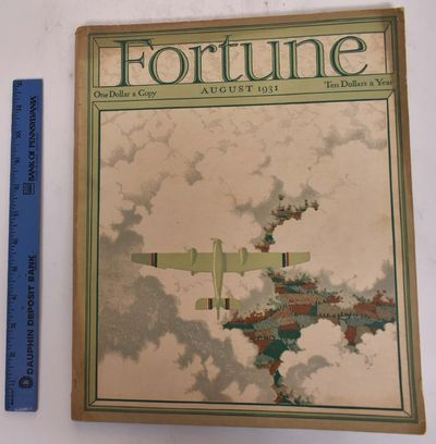 New York, N.Y.: Time, 1931. Softcover. VG (overall light wear to wraps). Color illustrated wraps, 13...