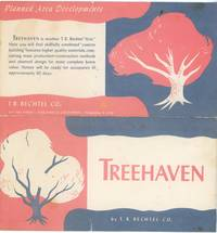 Sales Brochure  - Treehaven - Ranch Style Homes $9150 - $50 down and $56 per month