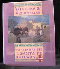 Visions & Visionaries by D'Emilio  Sandra and Suzan Campbell - Stated First Edition - 1991 - from Montanita Publishing  (SKU: 4160)