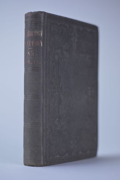 Cambridge MA: John Ford at the Chronicle Office, 1857. First edition of the ninth in the series. Har...