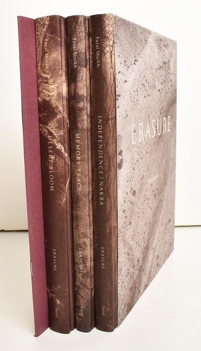 Göttingen, Germany: Steidl, 2015. First Edition. Slipcased. All NF. Three hardback volumes and one ...