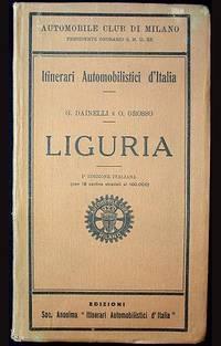 Itinerari Automobilistici d'Italia: Liguria