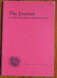The Journal of the William Morris Society Volume VIII Number 4 Spring 1990  News From Nowhere Special Issue