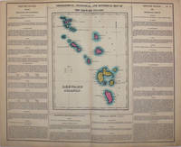 Geographical, Statistical, and Historical Map of the Leeward Islands