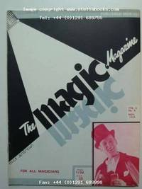 THE MAGIC MAGAZINE VOL 3 No. 8