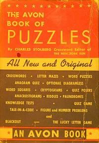 AVON BOOK OF PUZZLES
