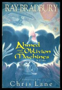 image of AHMED AND THE OBLIVION MACHINES - A Fable
