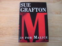 M is for Malice  - Signed