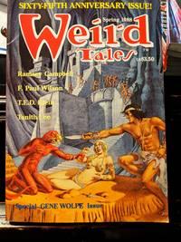 WEIRD TALES  magazine Spring 1988