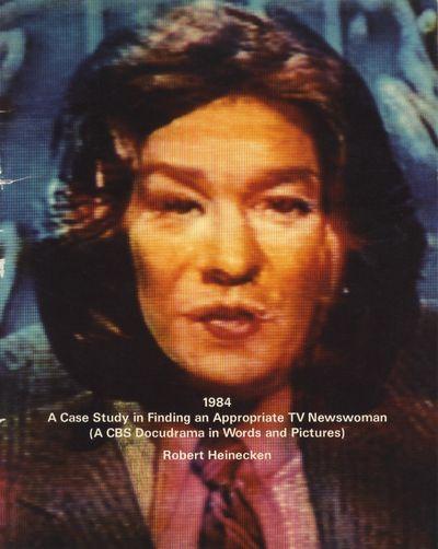 Los Angeles: Robert Heinecken, 1985. First ed. Paperback. Heinecken, Robert. 4to., (16) pp., color p...