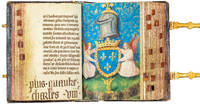 The  Petites Heures  of Charles VIII of France, Book of Hours (use of Paris); in Latin, illuminated manuscript on parchment