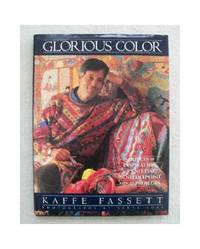 image of Glorious Color: Sources of Inspiration for Knitting and Needlepoint, With 17 Projects