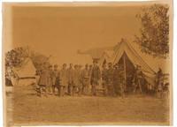 Abraham Lincoln: Antietam Battlefield Mounted Albumen by Gardner