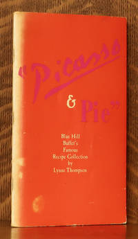 image of PICASSO AND PIE, BLUE HILL BUFFET'S FAMOUS RECIPE COLLECTION