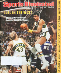 image of Sports Illustrated Magazine, May 22, 1978 (Vol 48, No. 22) : Duel in the  West - Seattle's Marvin Webster Rebounds Against the Nuggets