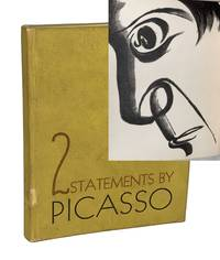 2 Statements by Picasso. Also a Comment by Merle Armitage.