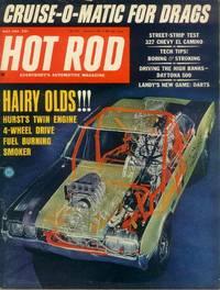 image of Hot Rod Magazine: May 1966